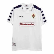 1998 ACF Fiorentina Retro Away Soccer Jersey Men's